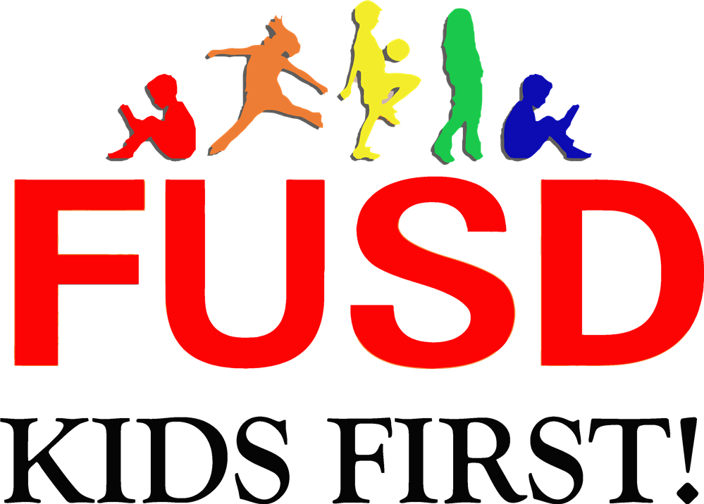 This image is the fusd logo.